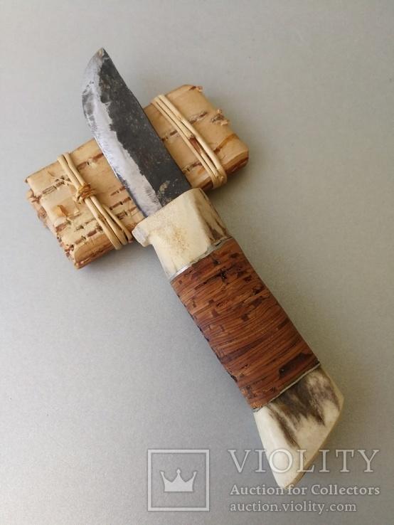 Нож ручной работы. Швеция.