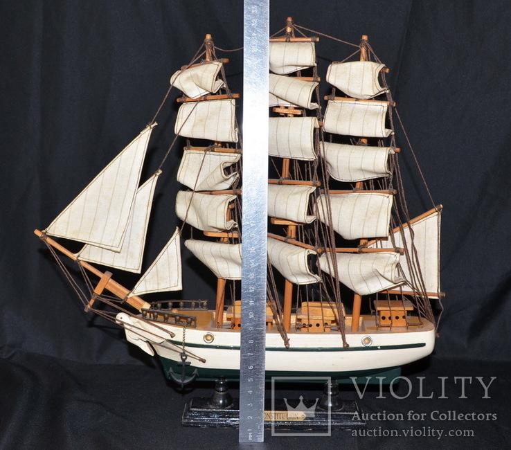 Модель корабля Constitution, фото №3