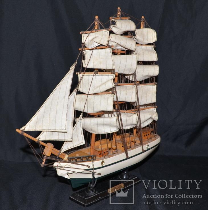 Модель корабля Constitution, фото №6