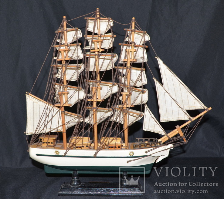Модель корабля Constitution, фото №8