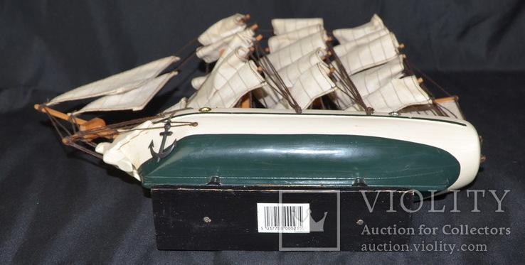 Модель корабля Constitution, фото №10
