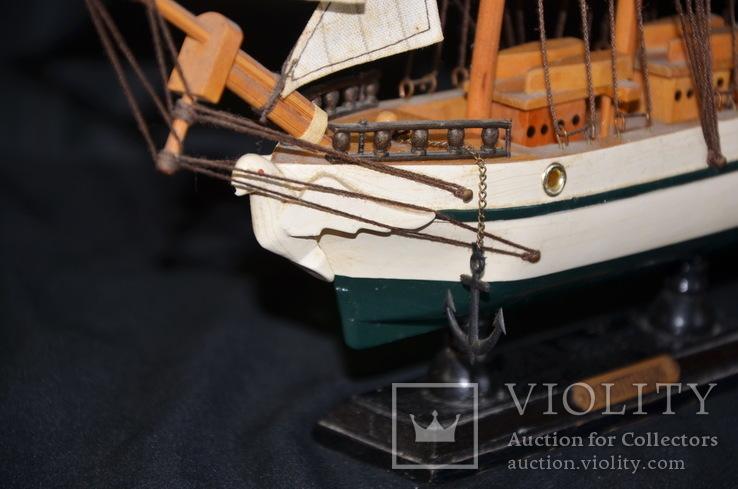 Модель корабля Constitution, фото №11