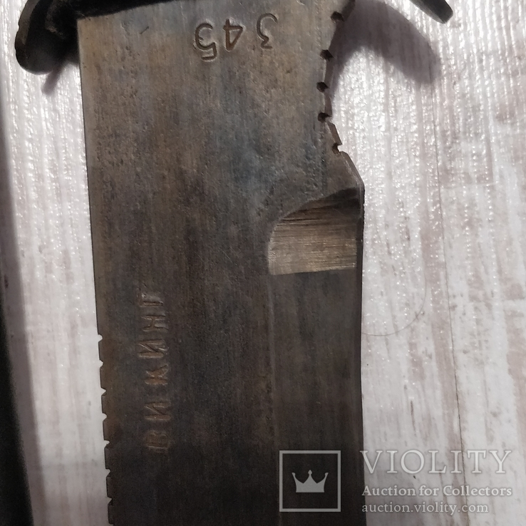 """Нож ручной работы""""Викинг"""", фото №3"""