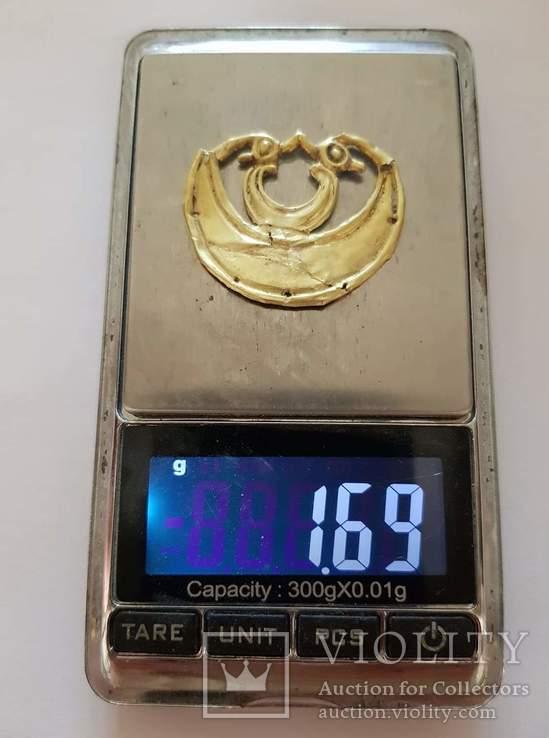 Скифская накладка, photo number 5