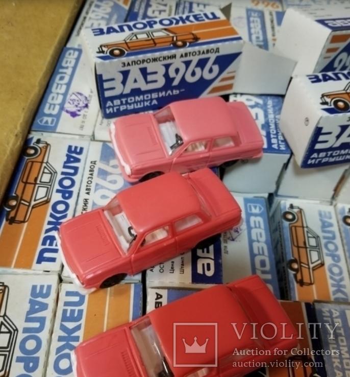 ZAZ 966/968, оригинальная коробка 300 штук