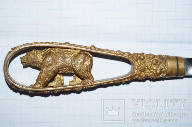 Шампура ручной работы (Бронза), фото №10