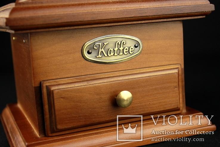 Ручная кофемолка. Мельница.  (0219), фото №7