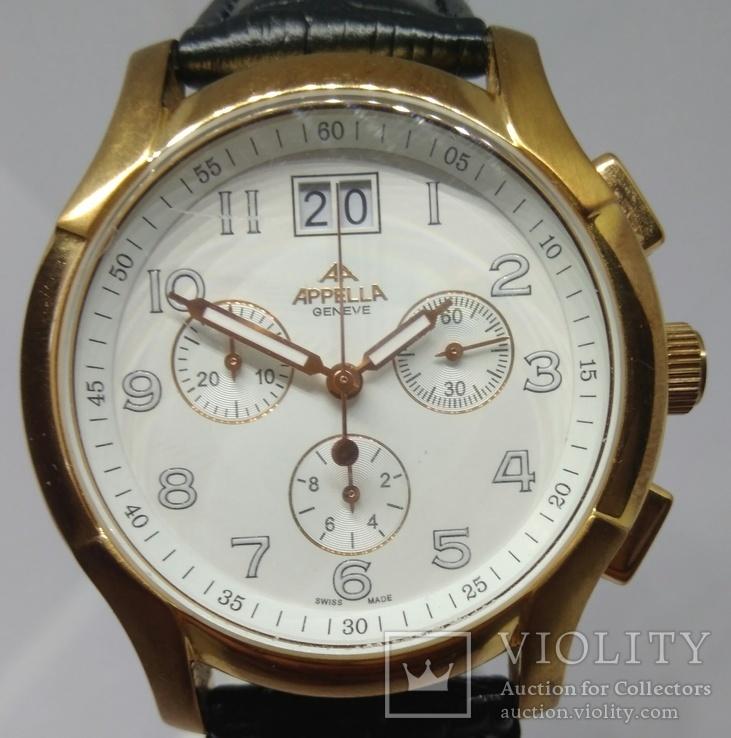Часы наручные Appella Chronograph