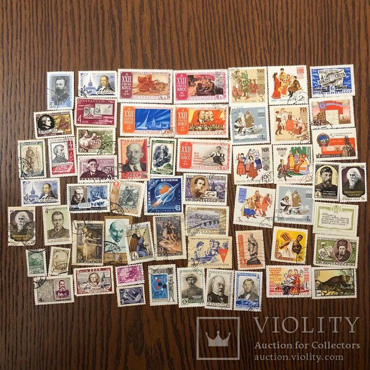 Набір марок 1961р.