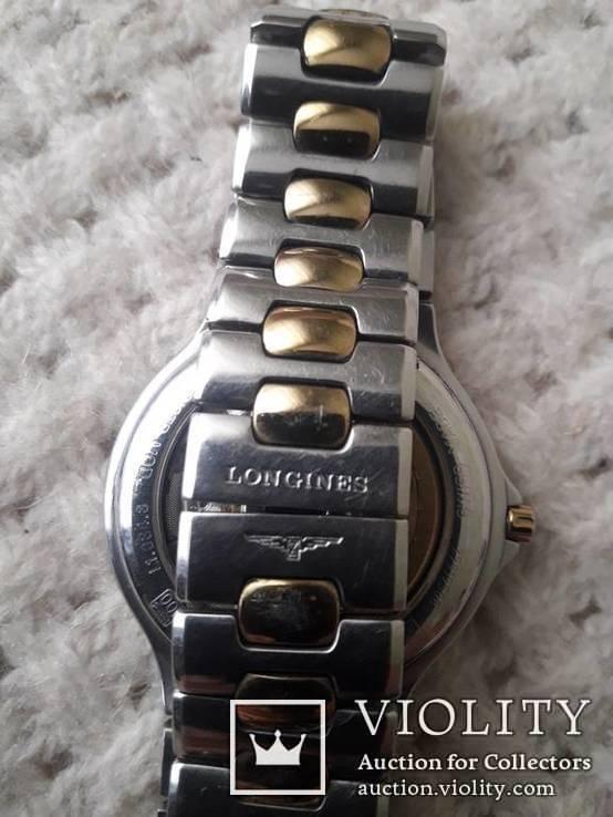 Часы мужские Longines Conquest, фото №3