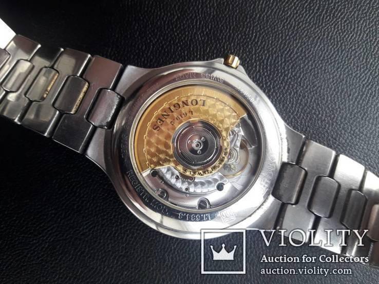 Часы мужские Longines Conquest, фото №6