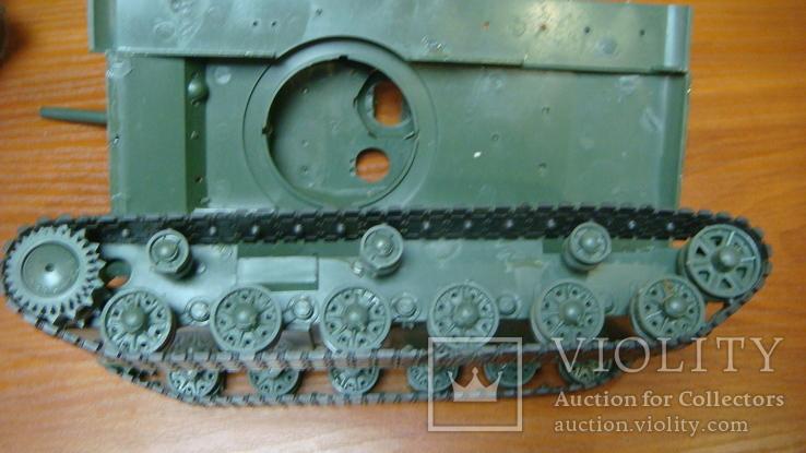 Танк СССР, сборная модель, 2 шт, фото №9