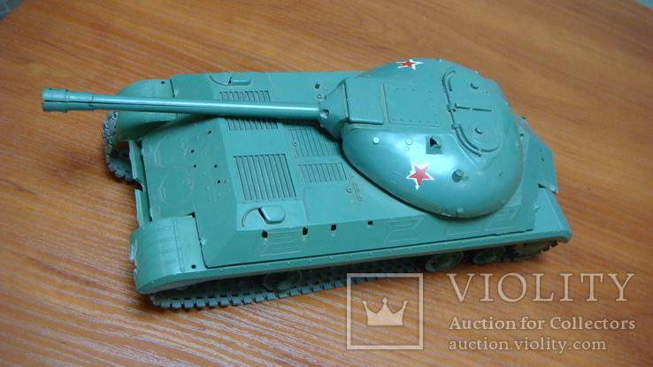 Танк СССР, сборная модель, 2 шт, фото №11