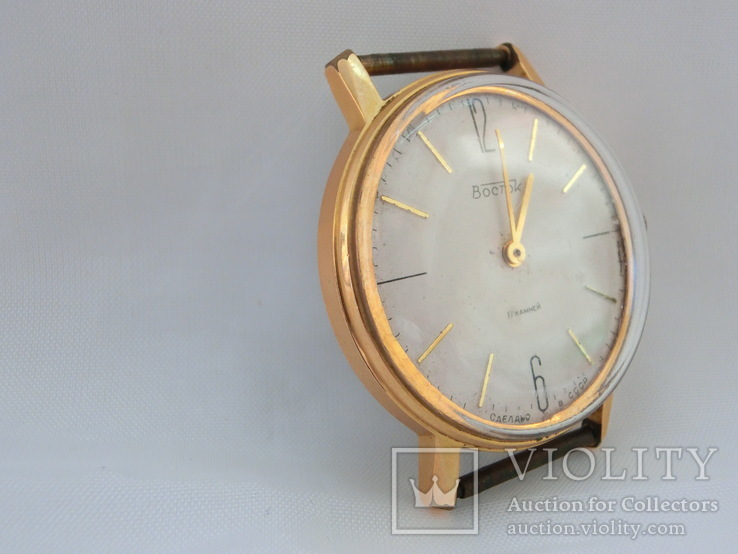 Часы Восток Ау-20, фото №3