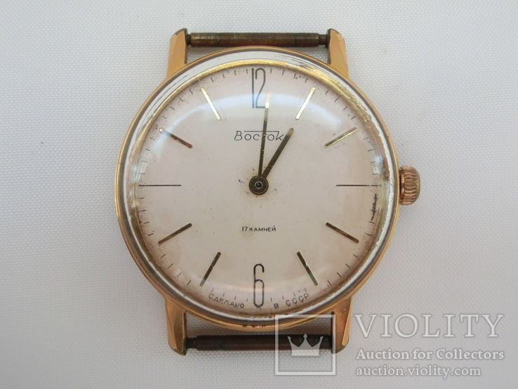Часы Восток Ау-20, фото №7
