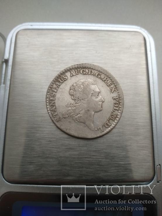 4 гроша 1766