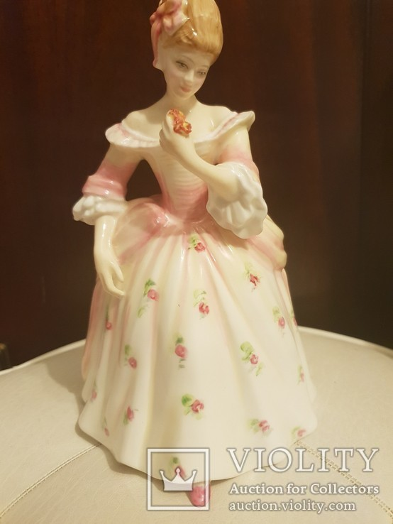 Колекційна статуетка Royal Doulton 1997 p Christine