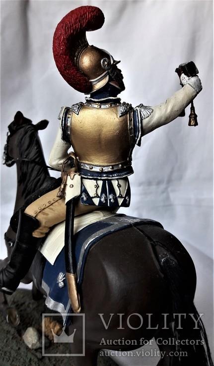 Коллекционный солдат (2), большой, Германия, начало 1990-х годов, фото №13