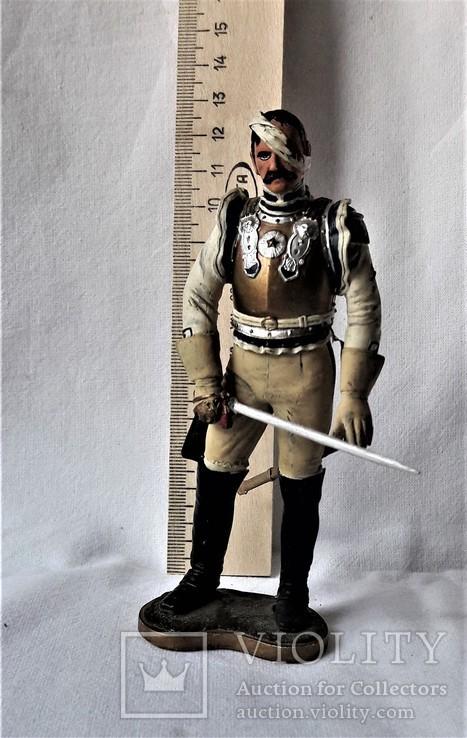 Коллекционный солдат (12), большой, Германия, начало 1990-х годов