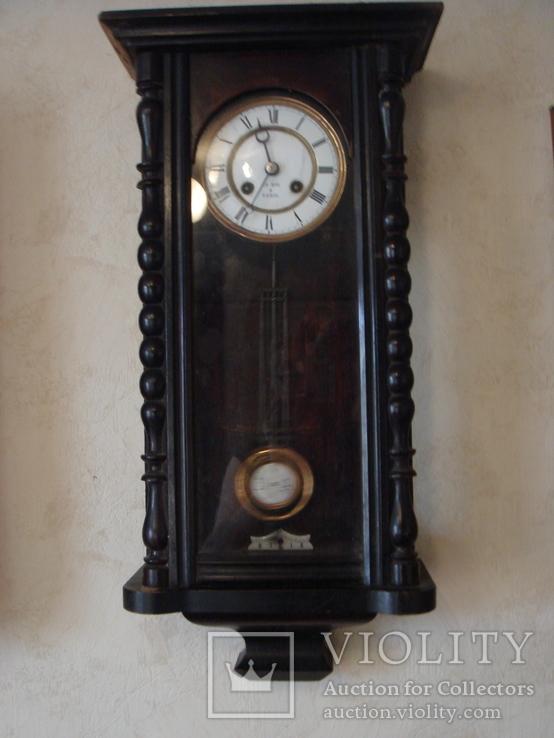 Часы настенные. LE ROI a PARIS.