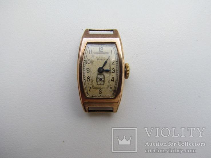 Часы Звезда золото 583 пр. ( лом )