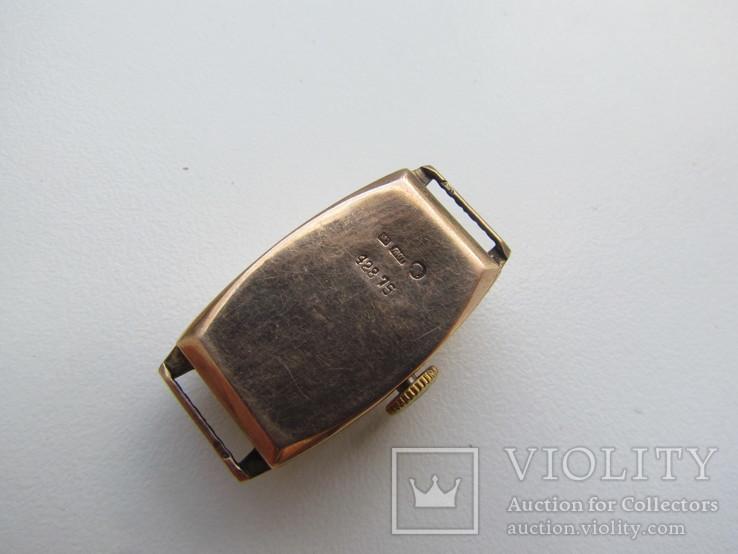 Часы Звезда золото 583 пр. ( лом ), фото №5