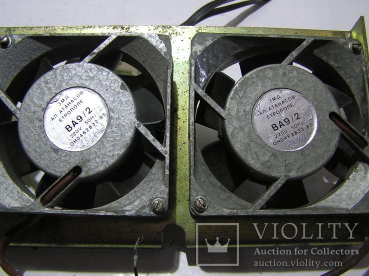 Блок вентиляторов., фото №3
