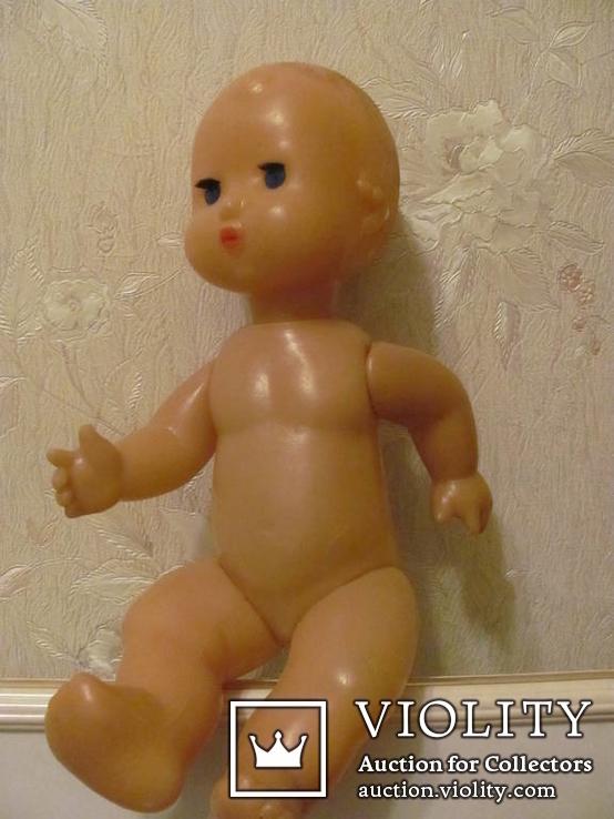 Кукла пупс, мальчик, рельефные волосы, фото №2
