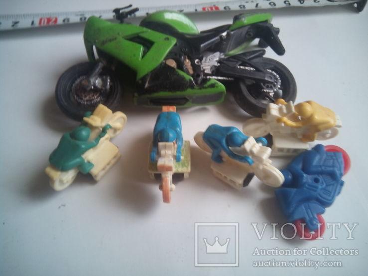 Мотоциклы, фото №3