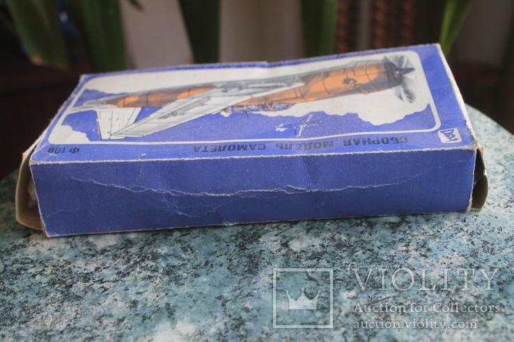 Сборная модель самолета, фото №8