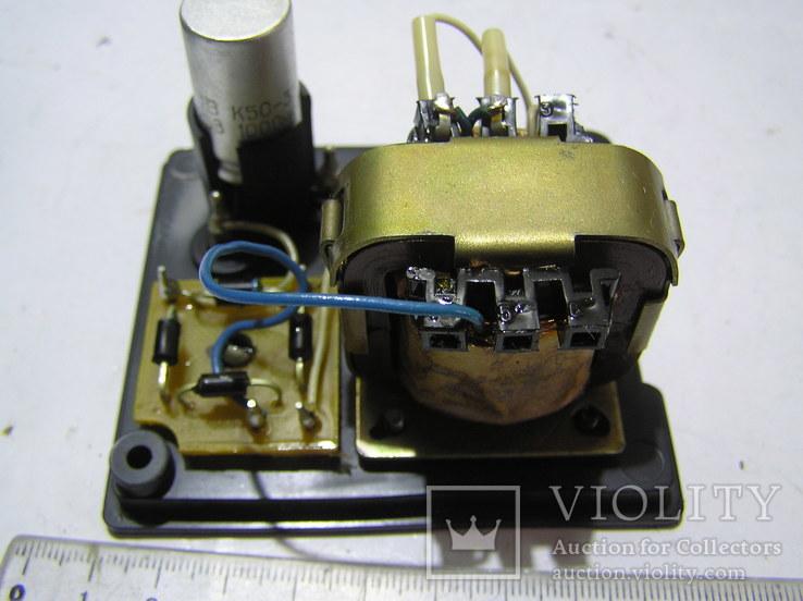 Блок питания от измерительного прибора. 17 вольт., фото №4