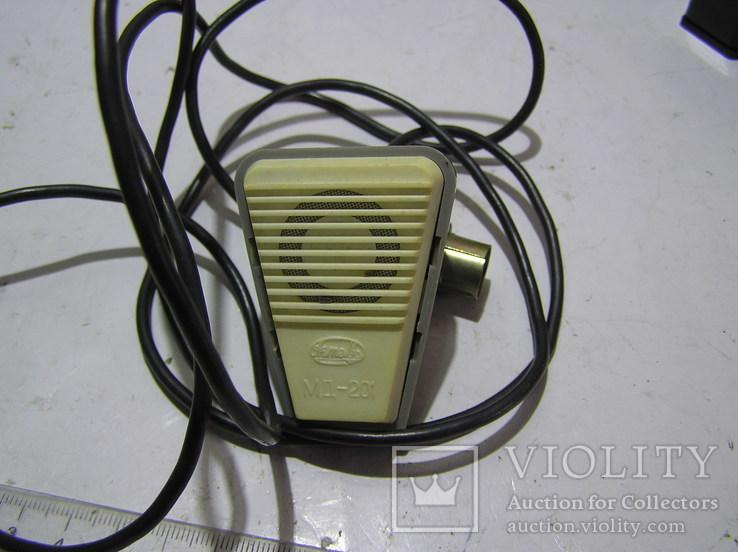 Микрофон МД 201 ,,Октава,,. Б/у., фото №2