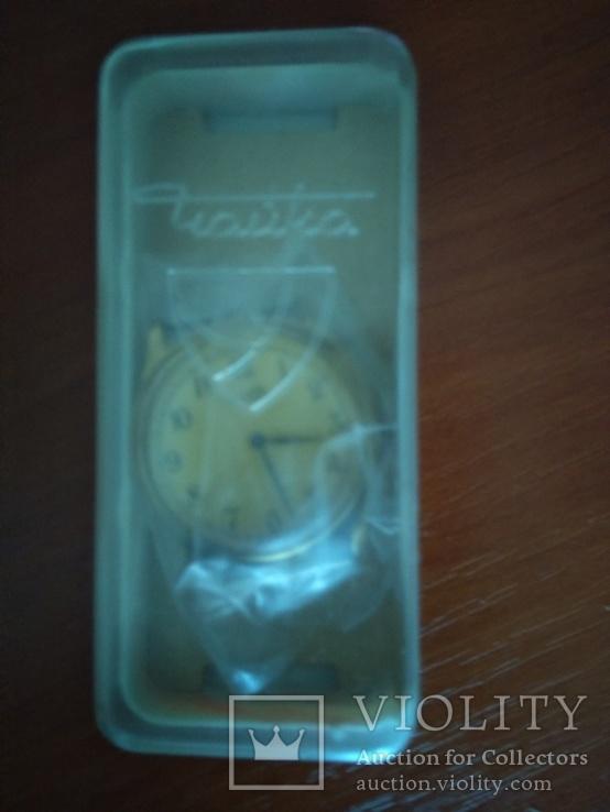 Часы мужские,,Луч,, механические. В желтом металле.Не позолота., фото №6