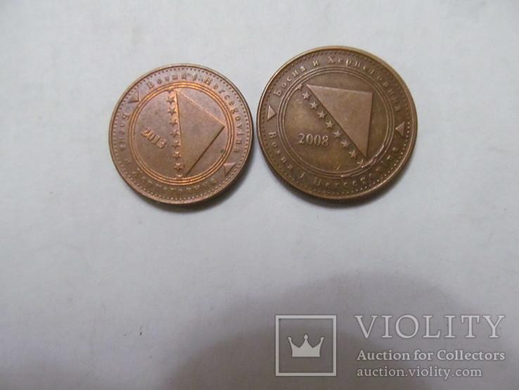 10 і 20 фенінга Боснії і Герцоговіни, фото №3