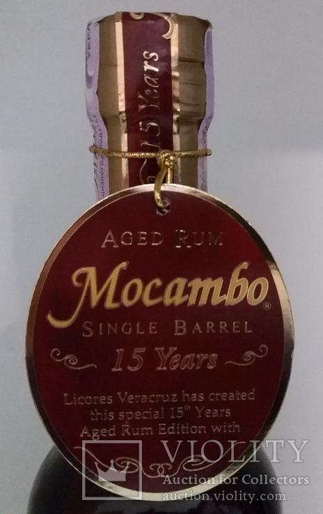 Ром Mocambo Anejo 15 y.o., Мексика, фото №6