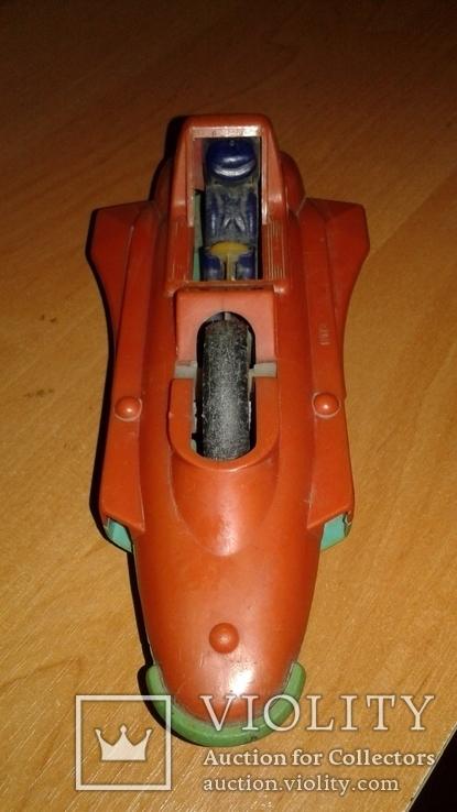 Инерционный гоночный автомобиль СССР., фото №3