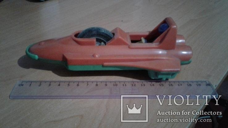 Инерционный гоночный автомобиль СССР., фото №6