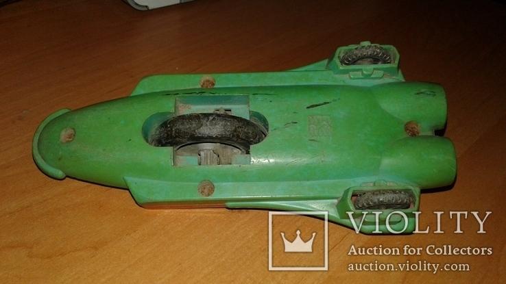 Инерционный гоночный автомобиль СССР., фото №8