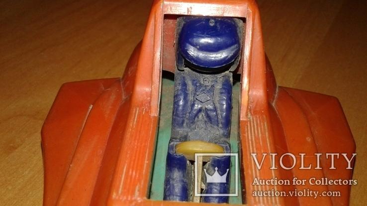 Инерционный гоночный автомобиль СССР., фото №13