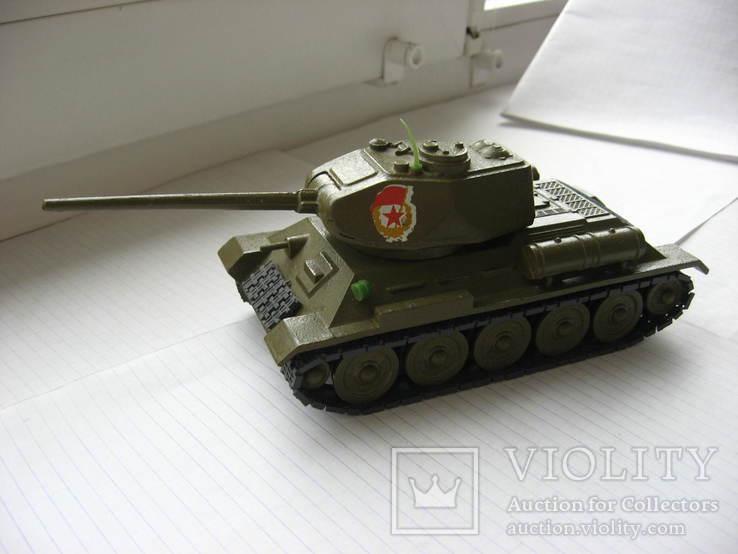 Танк Т-34 М1:43