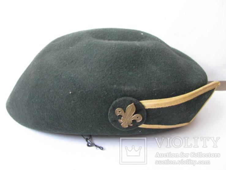 Шляпка женская.бойскаут.оригинал, фото №2