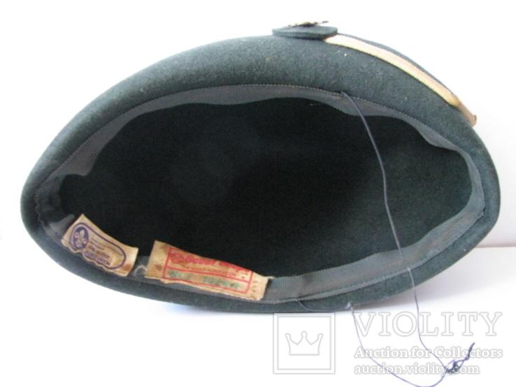 Шляпка женская.бойскаут.оригинал, фото №7
