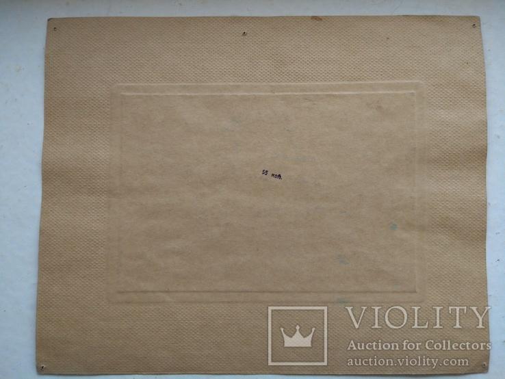 Набор из 4шт. фото с паспарту Сочи, фото №9