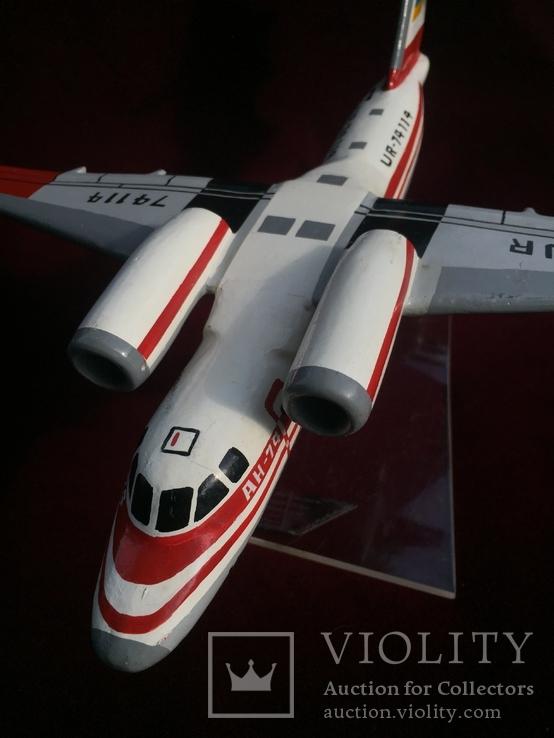 Настольная модель самолета АН-74, фото №3