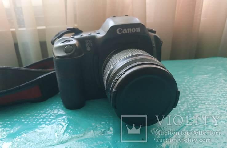 Фотоаппарат CANON 10D, фото №2