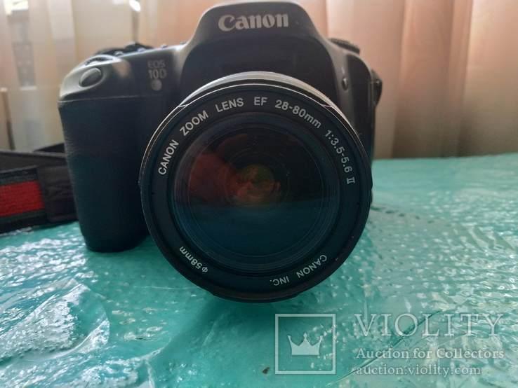 Фотоаппарат CANON 10D, фото №3