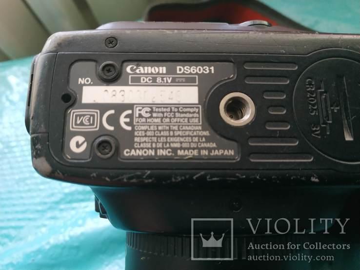 Фотоаппарат CANON 10D, фото №4