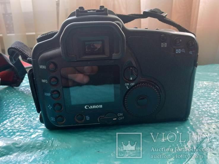Фотоаппарат CANON 10D, фото №5