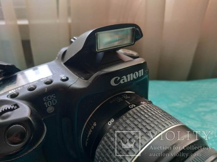 Фотоаппарат CANON 10D, фото №6