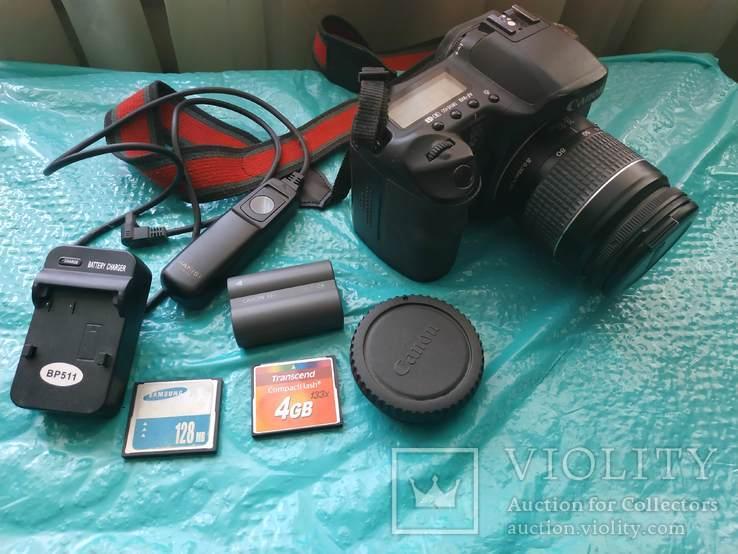 Фотоаппарат CANON 10D, фото №7